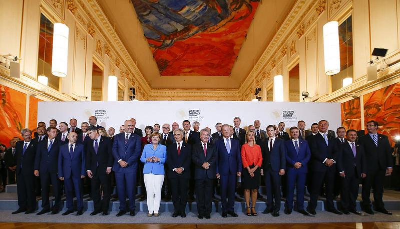 Westbalkankonferenz Wien 2015. 27.08.2015, Foto: Andy Wenzel/BKA, CC-BY 2.0